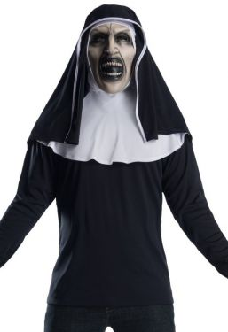 Adult the Nun Fancy Dress Costume Kit