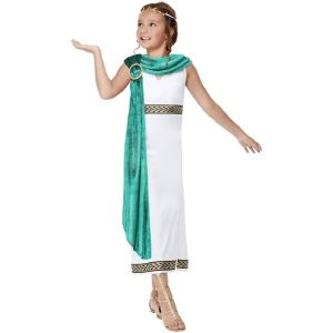 Childrens Deluxe Roman Toga Costume