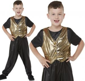 Childs 80s 90s Hammertime Costume