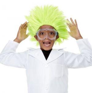 Childs Mad Scientist Wig