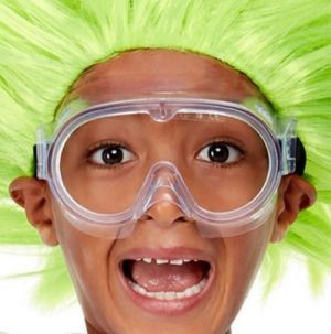 Childs Mad Scientist Goggles