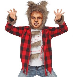 Childs Werewolf Costume