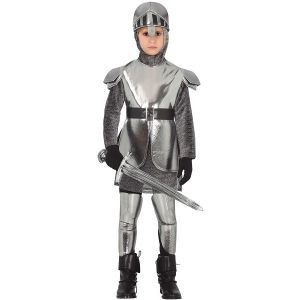 Childs Armoured Knight Costume
