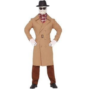 Adult Halloween Invisible Man Costume