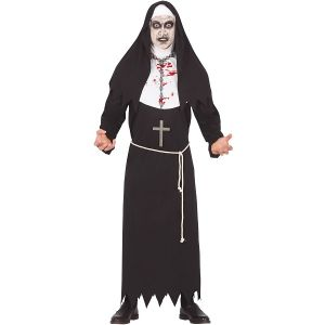 Adult Horror Nun Costume
