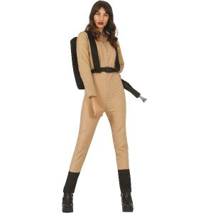 Ladies Halloween Phantom Hunter Costume