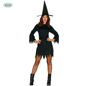 Ladies Halloween Mystical Witch Costume