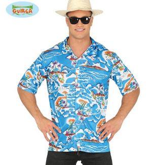 Mens Hawaiian Tourist Shirt