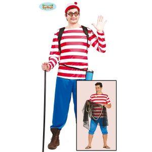 Mens Excursionist or Sailor Costume