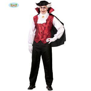 Adult Halloween Vampire Costume