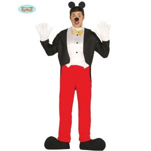 Mens Adult Mouse Costume