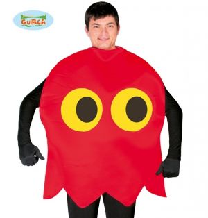 Big Red Ghost Costume