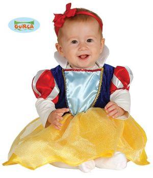 Babies Snow Princess Fancy Dress Costume