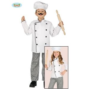Childs Deluxe Chef Costume