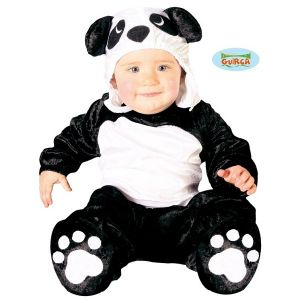 Babies Panda Fancy Dress Costume