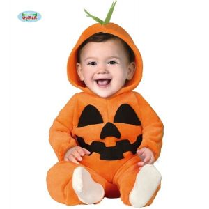 Babies Pumpkin Fancy Dress Costume