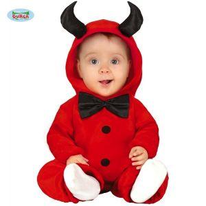 Babies Cute Devil Fancy Dress Costume
