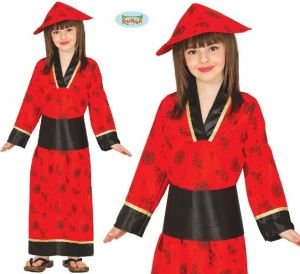 Childs Chinese Lady Costume