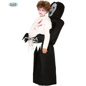 Childs Inflatable Reaper & Body Costume