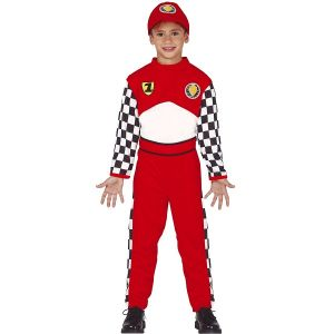 Childs Racing Driver Costume