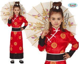 Childrens Chinese Girl Costume