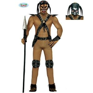 Mens Space Hunter Fancy Dress Costume