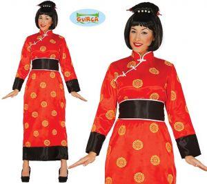 Ladies Chinese Lady or Geisha Costume