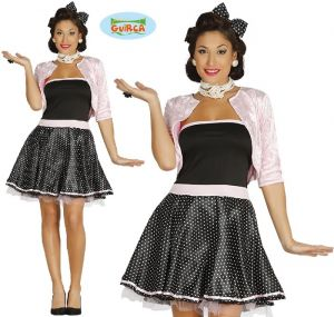 Ladies 1950s Lady Costume