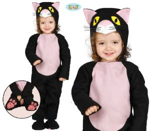Baby Cute Little Cat Outfit