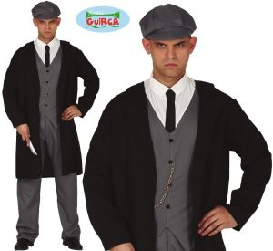 Mens Peaky Gangster Costume