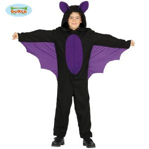 Childrens Halloween Bat Costume