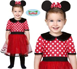 Baby Mouse Girl Fancy Dress Costume