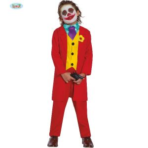 Childs Halloween Mr Smile Costume