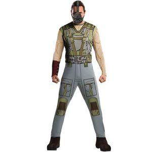 Adult Bane Fancy Dress Costume & Mask
