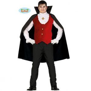 Mens Halloween Vampire Costume