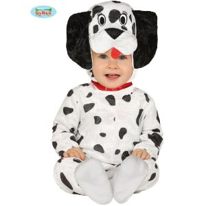 Baby Dalmation Dog Fancy Dress Costume