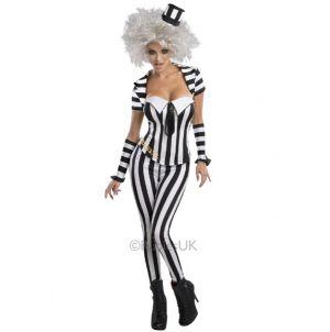 Ladies Beetlejuice Costume
