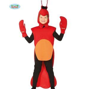 Childs Crawfish Costume