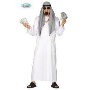 Mens Fake Sheikh Costume