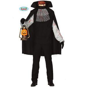 Halloween Decapitated Headless Man Costume