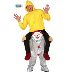 Let Me Go Halloween Killer Clown Costume