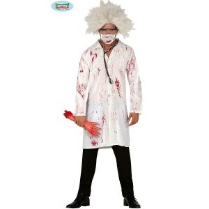 Halloween Mad Dentist Costume