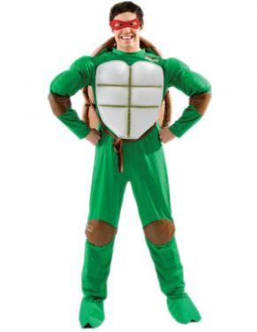 Teenage Mutant Ninja Turtle Fancy Dress Costume