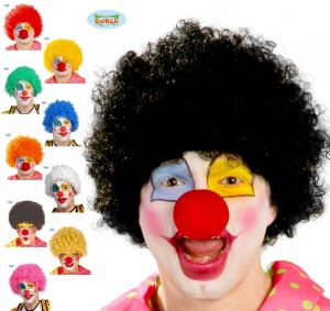 Budget Fancy Dress Afro Wig