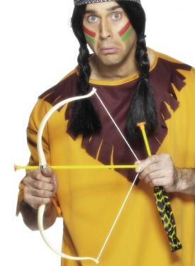 Indian Bow & Arrow Set