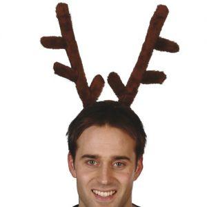 Stag Night Horns on Headband