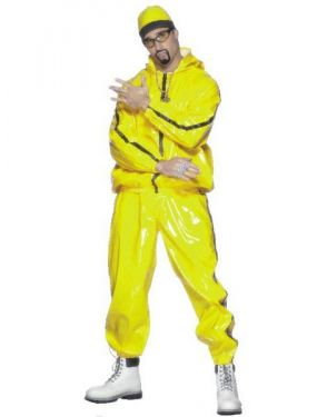 Adult Ali G Rapper Costume