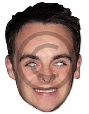 Celebrity Fancy Dress Mask - Ant Mask