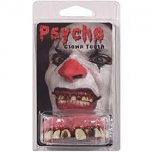 Billy Bob Psycho Clown Teeth