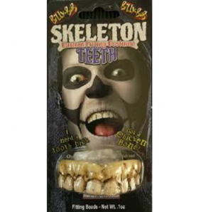 Billy Bob Skeleton Teeth